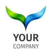 Fotografia logo astratto