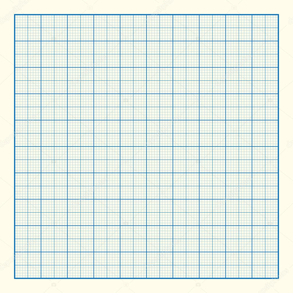 graph grid paper background stock vector netkoff 70055927