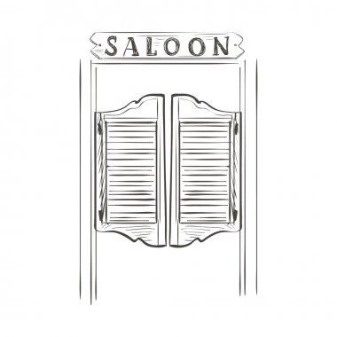 doodle saloon
