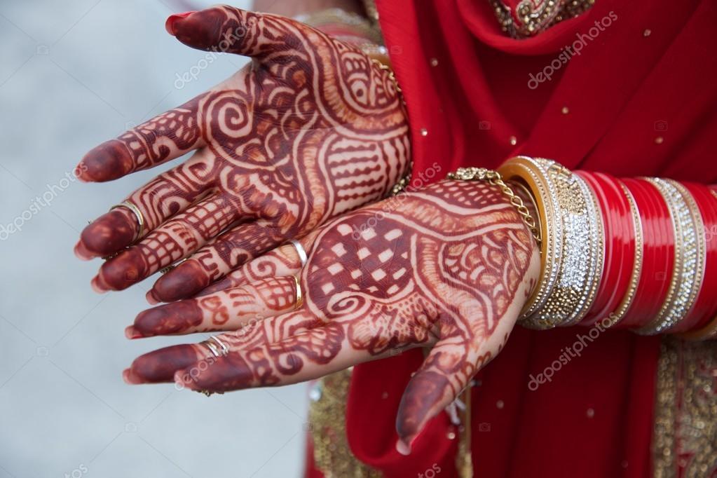 La Main Tatouage Indien Photographie Ulisse 1 C 121433222