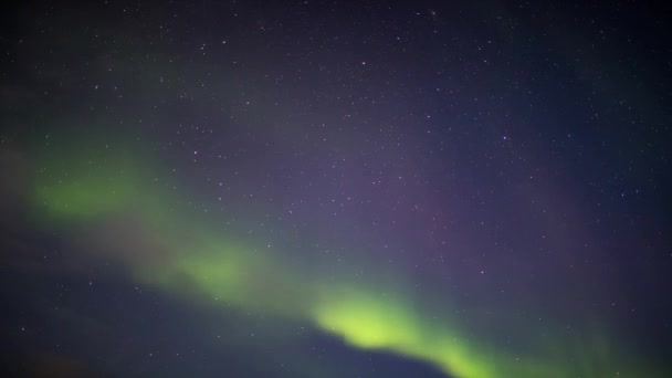 Northern Lights on the Arctic sky