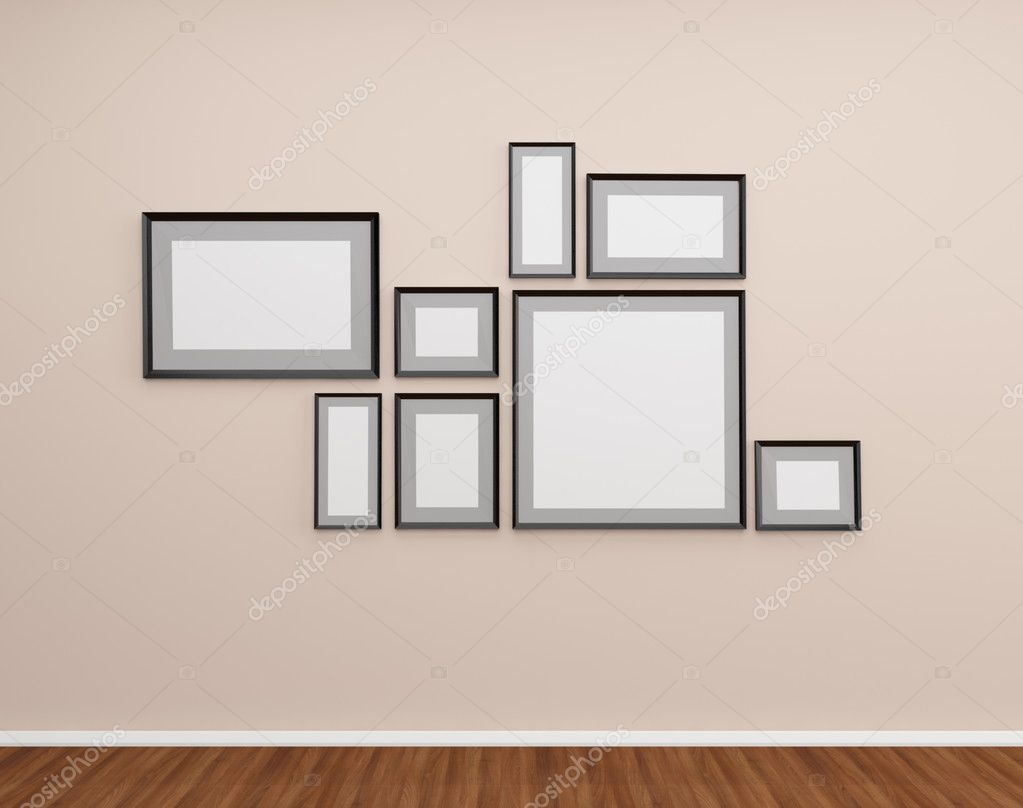 Die Idee, Fotorahmen — Stockfoto © oboonstudio #97303276