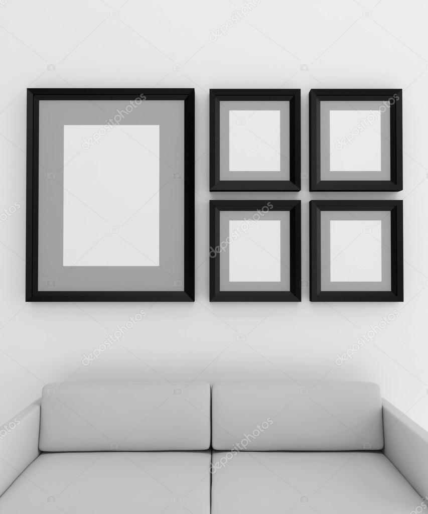 Die Idee, Fotorahmen — Stockfoto © oboonstudio #97304692