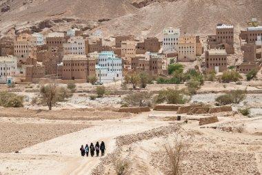 Girls in Yemen