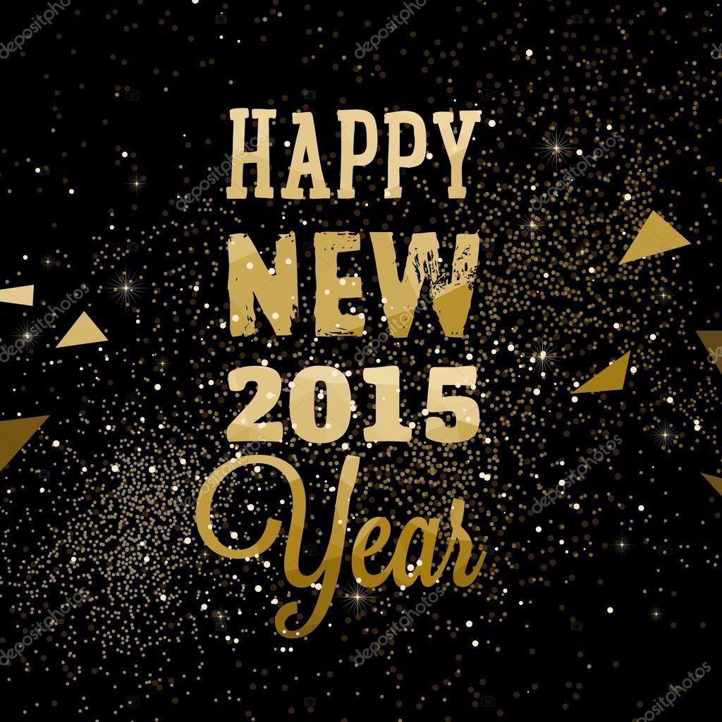 New Year Greeting Card Stock Vector Ozerina 104045664