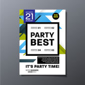 Abstract Background, invitation