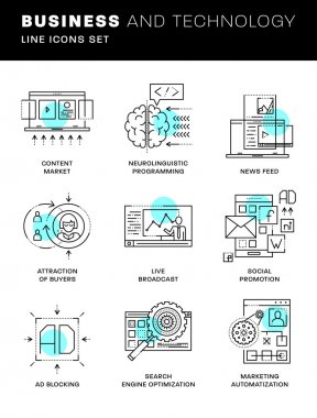 technology and  Business Elements