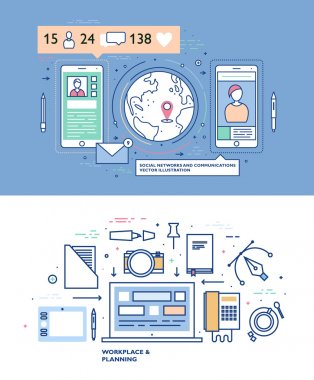 information and mobile technologies concept