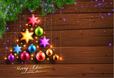 Christmas Winter Background