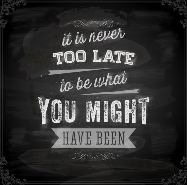 Quote Typographical Background