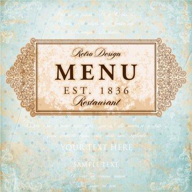 Restaurant Label Design