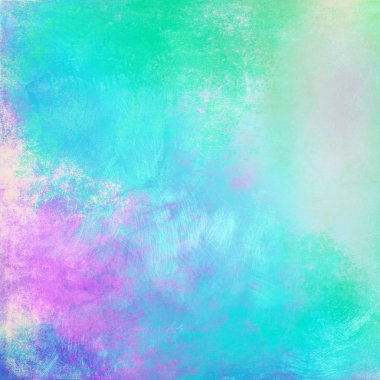 Green colorful abstract pastel background stock vector