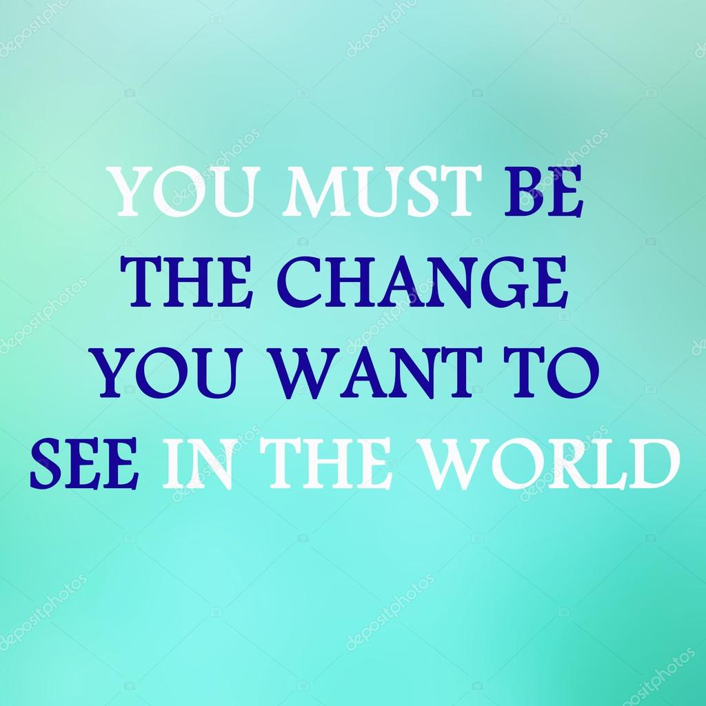 Inspirational Citazioni Di Mahatma Gandhi Il Poster Di