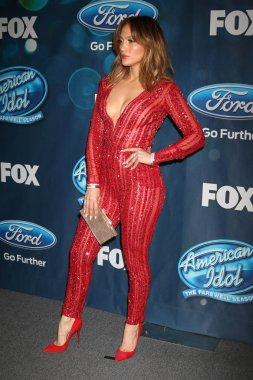 Jennifer Lopez - actress, singer