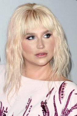 Kesha - singer,songwriter