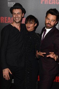Dominic Cooper, Joseph Gilgun, Ruth Negga
