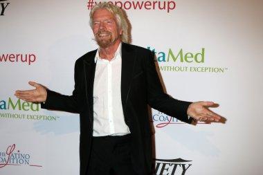 Sir RIchard Branson - business magnate, investor