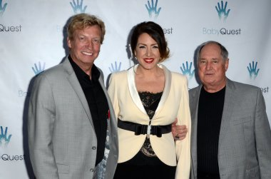 Neil Sedaka, Joely Fisher, Nigel Lythgoe