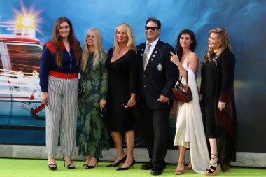 Dan Aykroyd, Donna Dixon, Family
