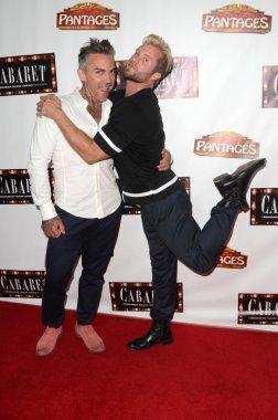 Brandon Liberati, Craig Ramsay