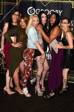 Brooklyn Roberts, Ciera Patton, Brooke Zanell, Chelsea Marie, Morena Black, Tara Wrist
