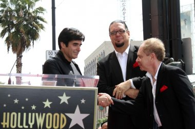 David Copperfield, Penn Jillette, Teller