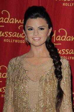 Selena Gomex Wax Figure