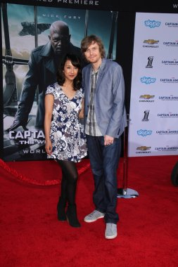 Maurissa Tancharoen and Jed Whedon