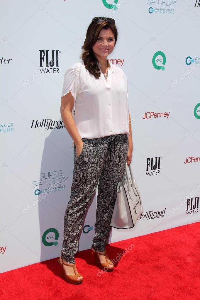 Thiessen feet tiffani CelebrityGala: Tiffani
