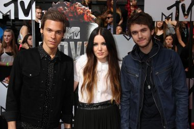 Zedd, Miriam Bryant and Matthew Koma