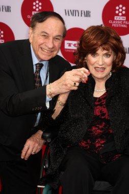 Richard Sherman and Maureen O'Hara