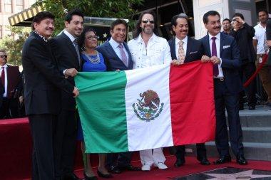 Los Tigres Del Norte, Consuelo Hernandez and Marco Antonio Solis