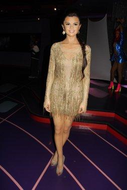 Selena Gomez figure