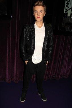Justin Bieber figure