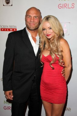 Randy Couture, Mindy Robinson