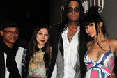Clinton H. Wallace, Alice Aoki, Matt Hannon and Bai Ling