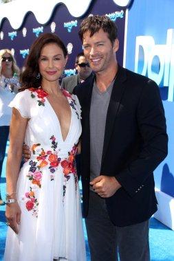 Ashley Judd, Harry Connick Jr.