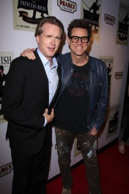 Cary Elwes, Jim Carrey
