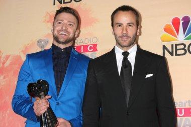Justin Timberlake, Tom Ford