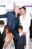 Vin Diesel, Paloma Jimenez