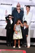 Vin Diesel, Paloma Jimenez, děti