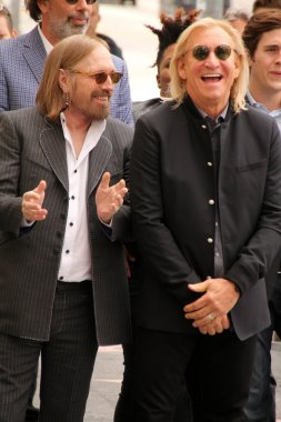 Tom Petty, Joe Walsh