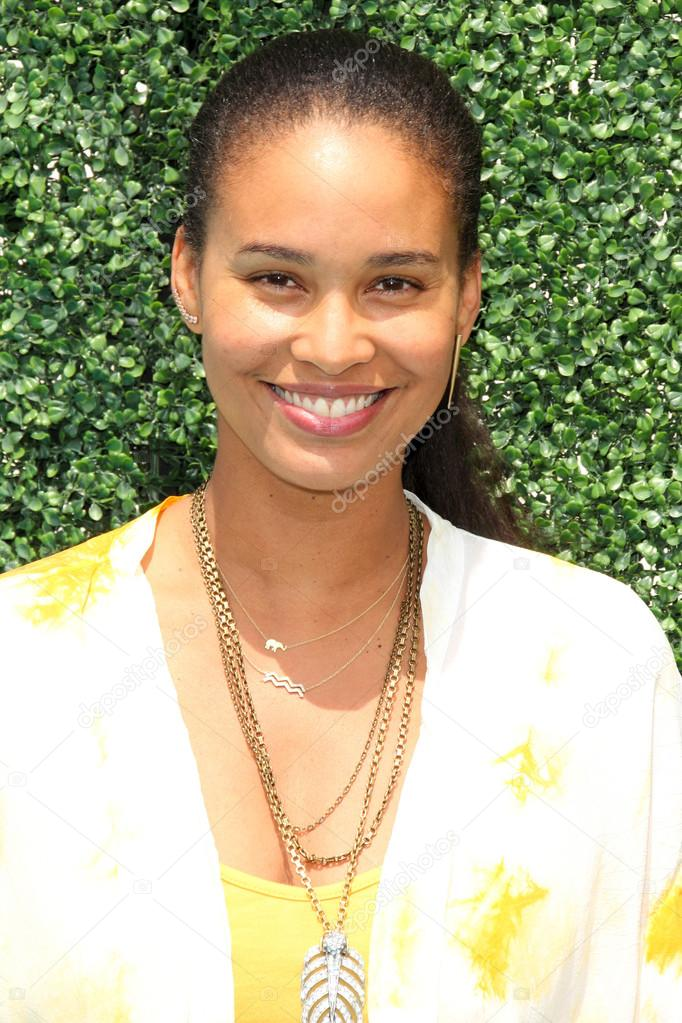 Joy Bryant tall