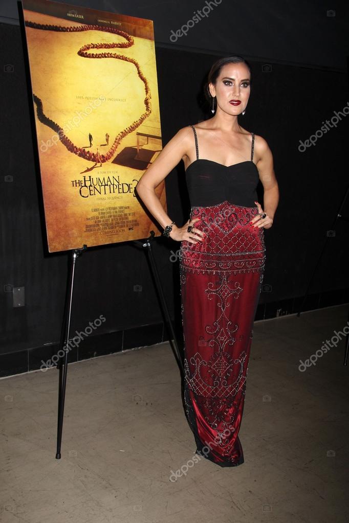Actress Burgundy Phoenix