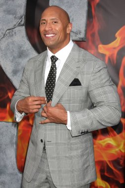 Dwayne Johnson - actor