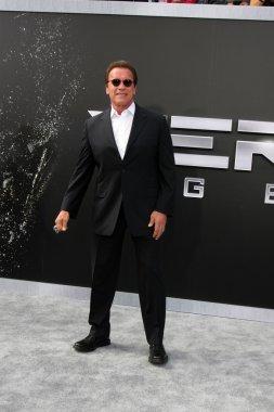 Arnold Schwarzenegger - actor
