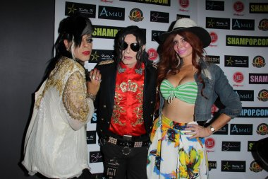Sham Ibrahim, Michael Jackson Impersonator, Phoebe Price