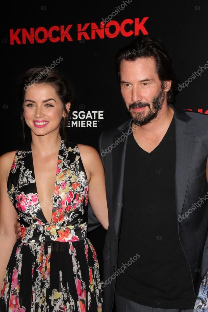 Ana De Armas Keanu Reeves Stock Editorial Photo S Bukley 87460778