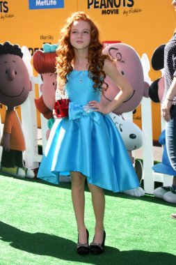 Actress Francesca Capaldi