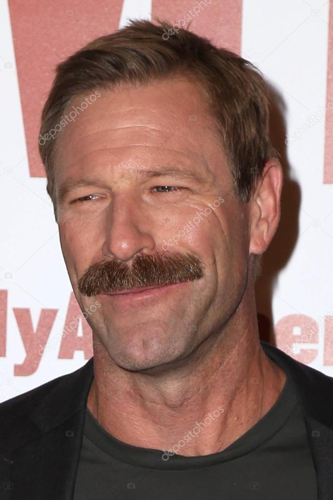 Actor Aaron Eckhart At The My All American LA Premiere Grove Los Angeles CA 11 09 15 Photo By S Bukley